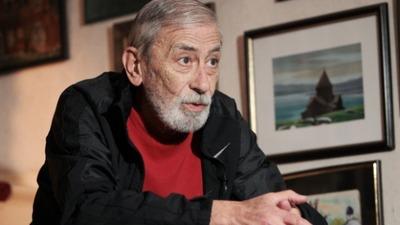Грузинский артист Вахтанг Кикабидзе отказался выступать на консолидирующем российском концерте