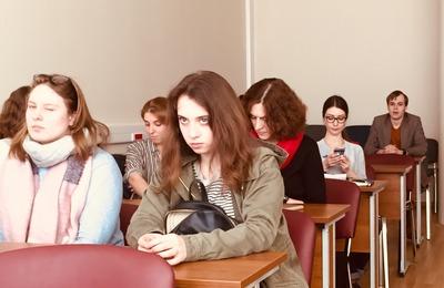 Студентам ВГИКа рассказали об этническом многообразии страны