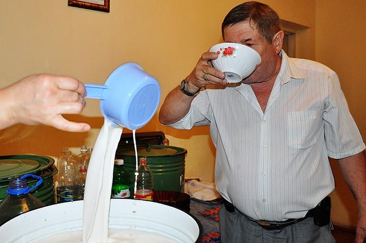 В Башкирии выяснили кто готовит лучший кумыс
