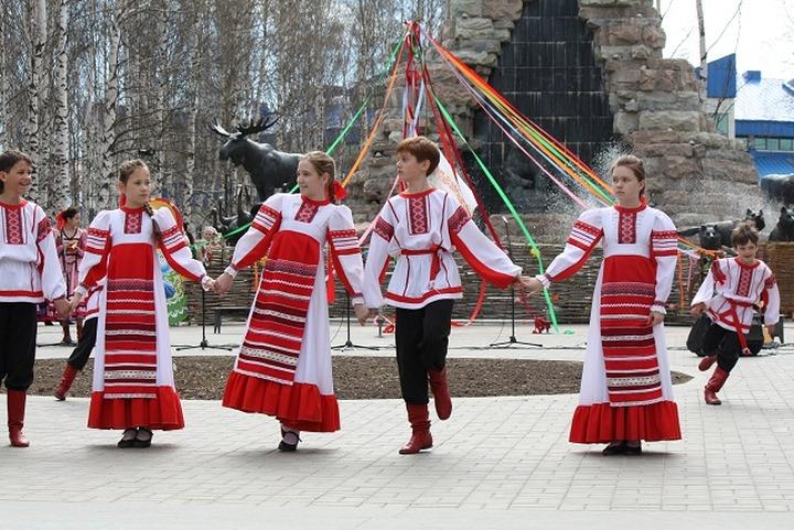 """Фестиваль фольклорных коллективов """"Русь"""" пройдет в Ханты-Мансийске"""