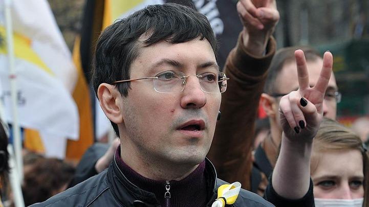 Националисту Поткину запретили свидания с женой и детьми