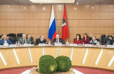 В московский Совет по делам национальностей впервые вошли представители русской общины