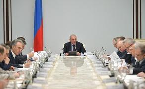 Межнациональные отношения на Северном Кавказе обсудили на заседании президиума президентского Совета