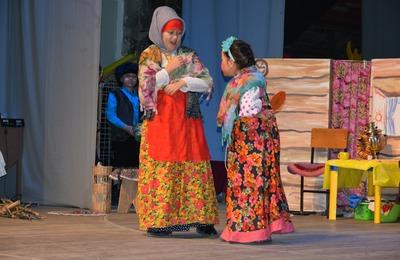 Фестиваль русской народной сказки прошел в Дагестане