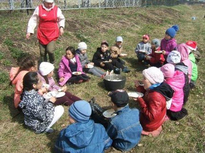 В Башкирии провели обряд встречи весны