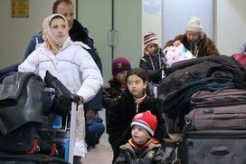 В Адыгею вернулись больше тысячи сирийских черкесов