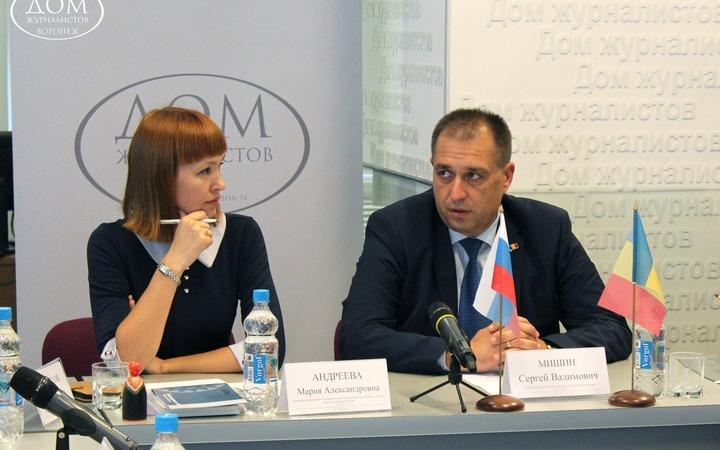 Советнику президента Молдовы рассказали об опыте Гильдии межэтнической журналистики