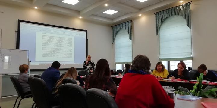 Гильдию межэтнической журналистики представили на межрегиональном семинаре в Барнауле