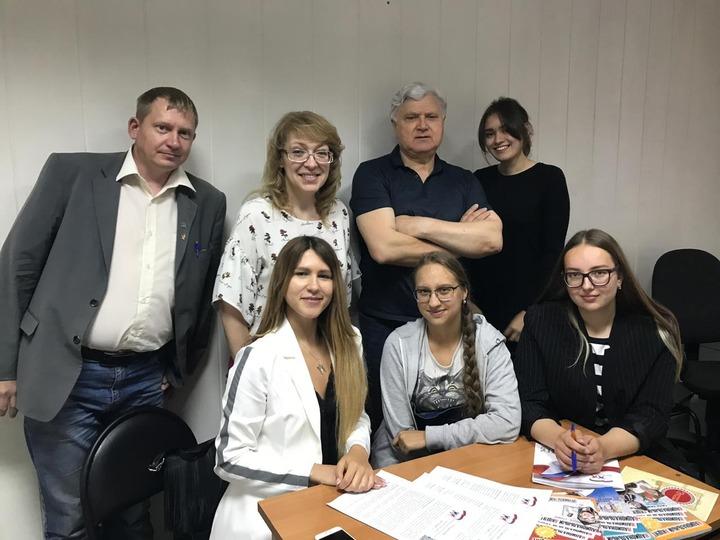 Избран новый председатель новосибирского отделения Гильдии межэтнической журналистики