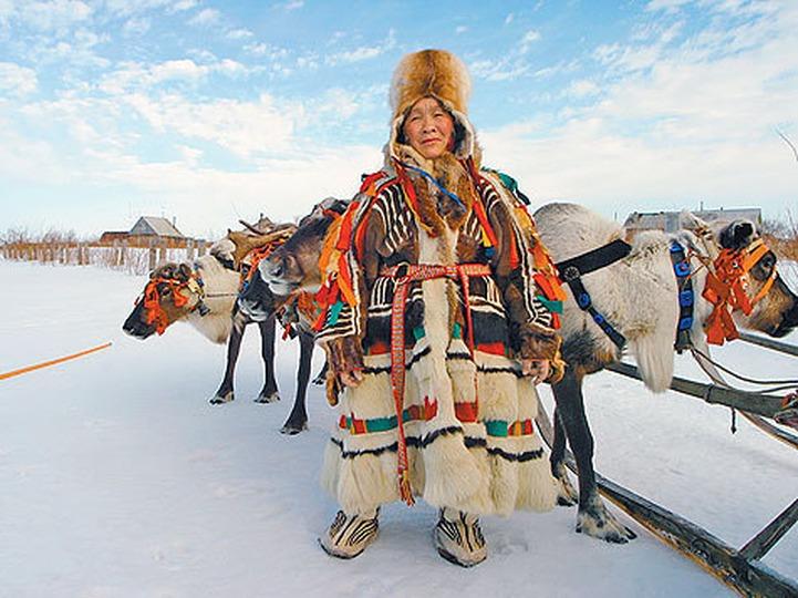 За год на поддержку коренных малочисленных народов севера потратили 70 млн рублей