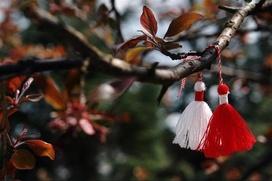 Молдаване начали отмечать праздник весны Мэрцишор