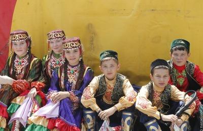Новосибирск построит татарское подворье для Федерального Сабантуя