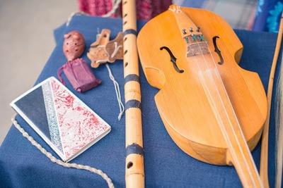 Традиционную удмуртскую музыку исполнят в Ижевске онлайн