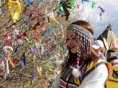 Эвенкийский Новый год встретят в Хабаровском крае