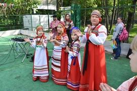 """Фольклорный фестиваль """"Беседа"""" пройдёт в Москве"""