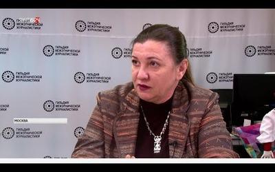 """Интервью Маргариты Лянге телекомпании """"Якутия24"""""""