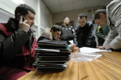 """ФМС составила """"черный список"""" из 800 тысяч мигрантов-нарушителей"""