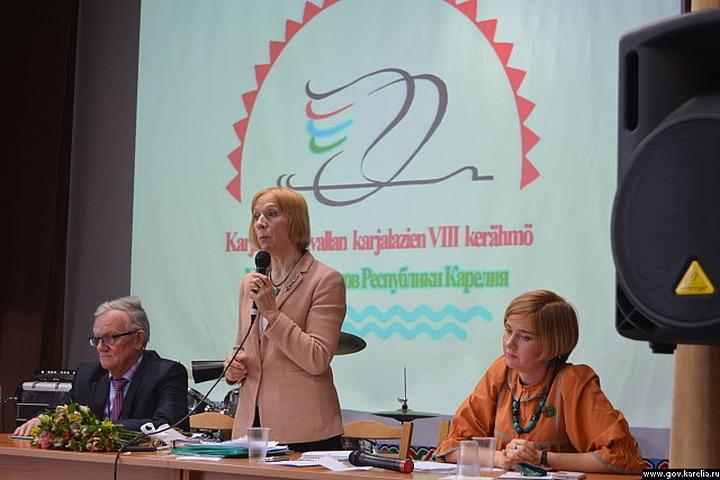 Число карельских делегатов на Всемирный конгресс финно-угорских народов сократили