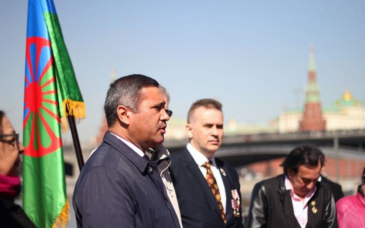 В Москве отметили Международный день цыган