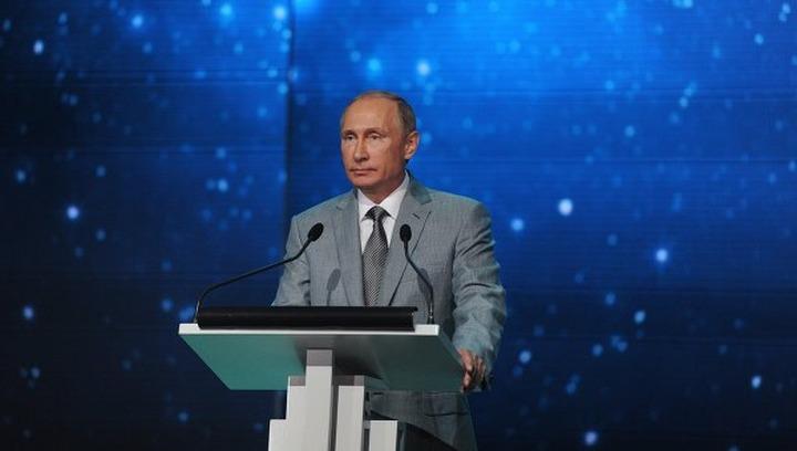 Путин выразил уверенность в содействии мусульман развитию межнационального диалога