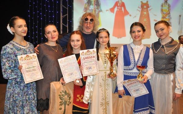 """В Калуге выбрали победительницу конкурса """"Мисс-Этно"""""""