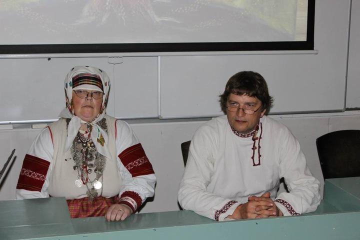 Культурная столица переехала в Эстонию