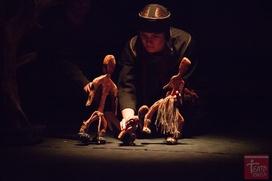 В Сахалинском театре кукол впервые поставили спектакль о нивхах