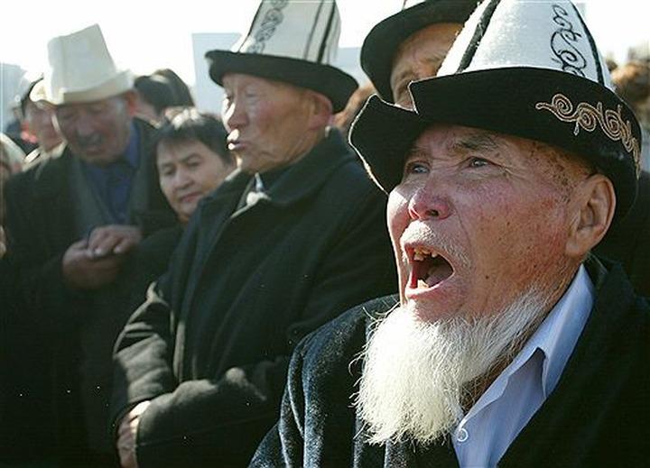 Около половины мигрантов из Киргизии оседают в Москве