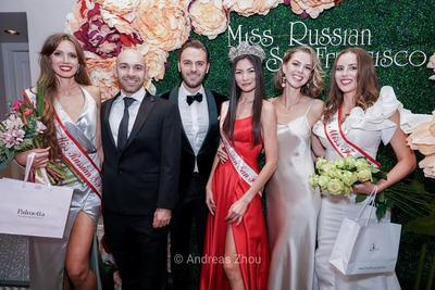 "Нганасанка завоевала титул ""Miss Russian San Francisco"""