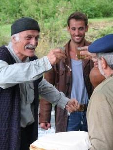 Кавказский след в российском кино