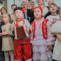 Национальная Ёлка в Москве