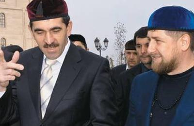 Евкуров призвал бывших глав Ингушетии обсудить территориальный конфликт с Чечней