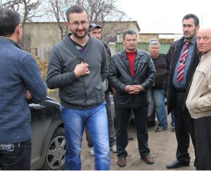 В доме руководителя Меджлиса крымских татар прошел обыск