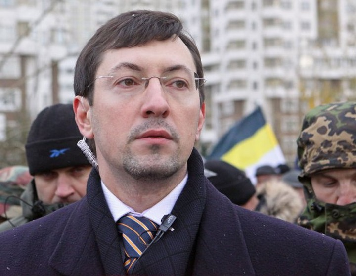 Националист Поткин останется под стражей до 31 мая
