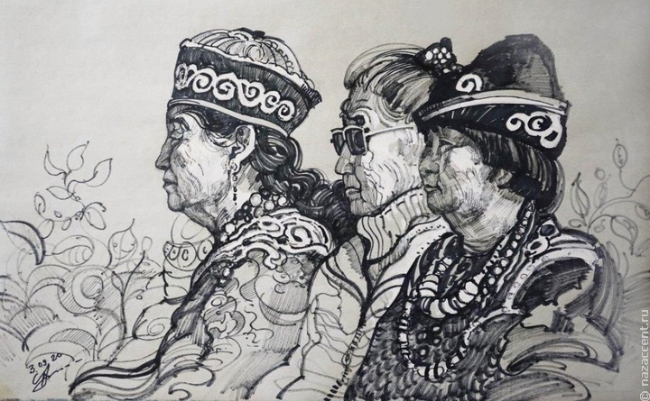 """Жителям Хабаровска покажут """"Путешествие в Миф коренных народов Сахалина"""""""