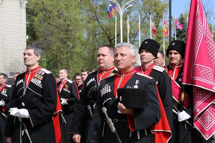 В Краснодаре пройдет парад Кубанского казачьего войска