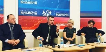 Легализацию цыганского табора и межэтническую журналистику обсудили в Великом Новгороде