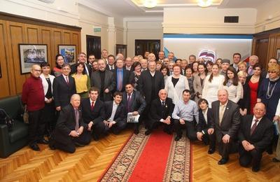 В Липецке открыли отделение Ассамблеи народов России
