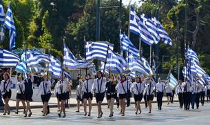 В Ростове греки отметили национальный праздник противостояния фашизму