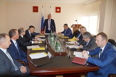 Глава Северной Осетии договорился о сотрудничестве с Ассамблеей народов России