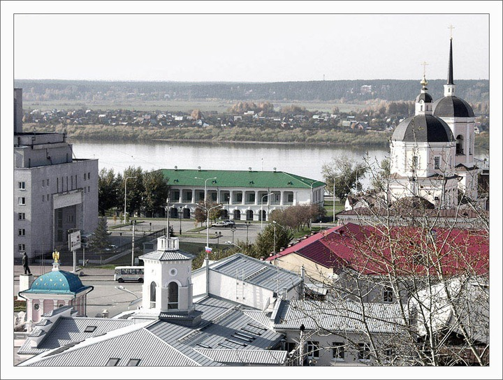 Томская область