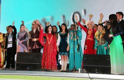 В Татарстане открылся фестиваль тюркской молодежи