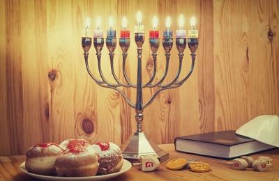 Евреи начали праздновать Хануку