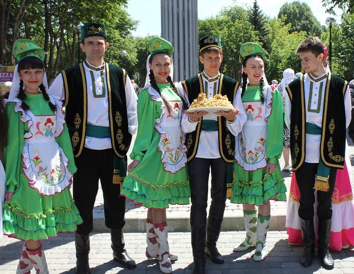 Национально-культурная автономия казанских татар зарегистрирована в Крыму
