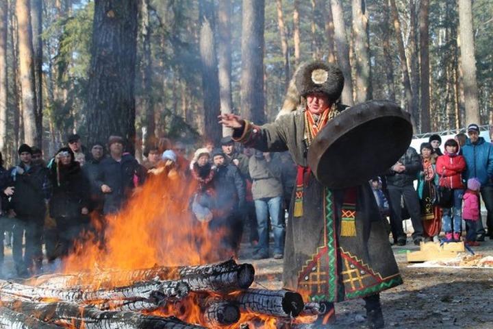 В Кемеровской области встретили Новый год по-шорски