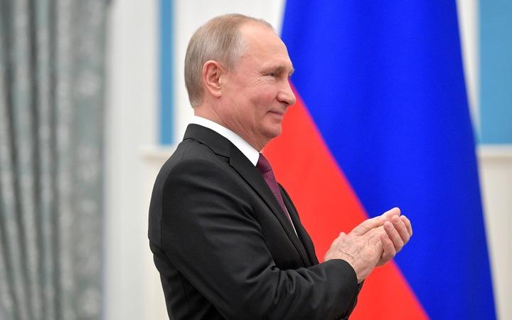 Путина пригласили на всемирный конгресс финно-угорских народов в Тарту