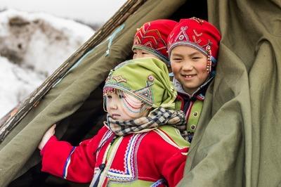 Книгу о северных легендах и сказках представят на книжном фестивале в Москве