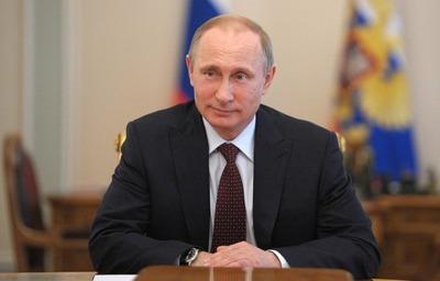 Путин встретится с национальными организациями Крыма