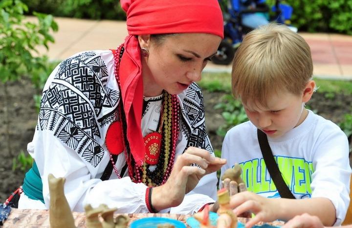 """В Белгородской области пройдет праздник """"Оскольская игрушка"""""""