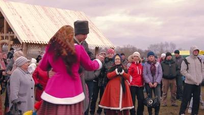 """На """"Кузьминках"""" в Торжке проводят осень и встретят зиму"""